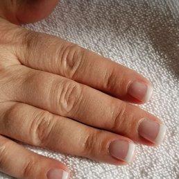Photo of Creative Nails - Reno, NV, United States. Hard gel p&w