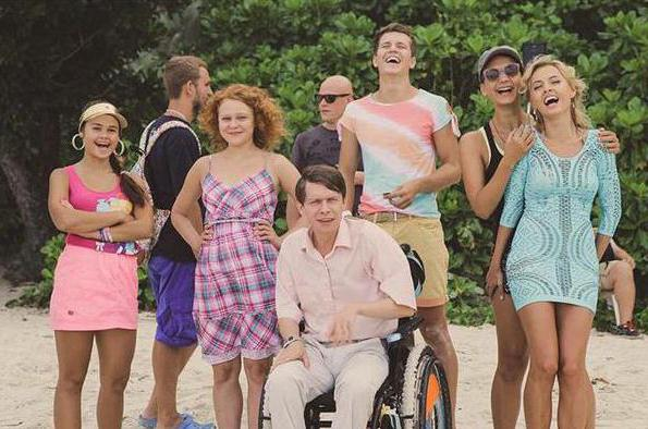 Актеры сериала тнт остров