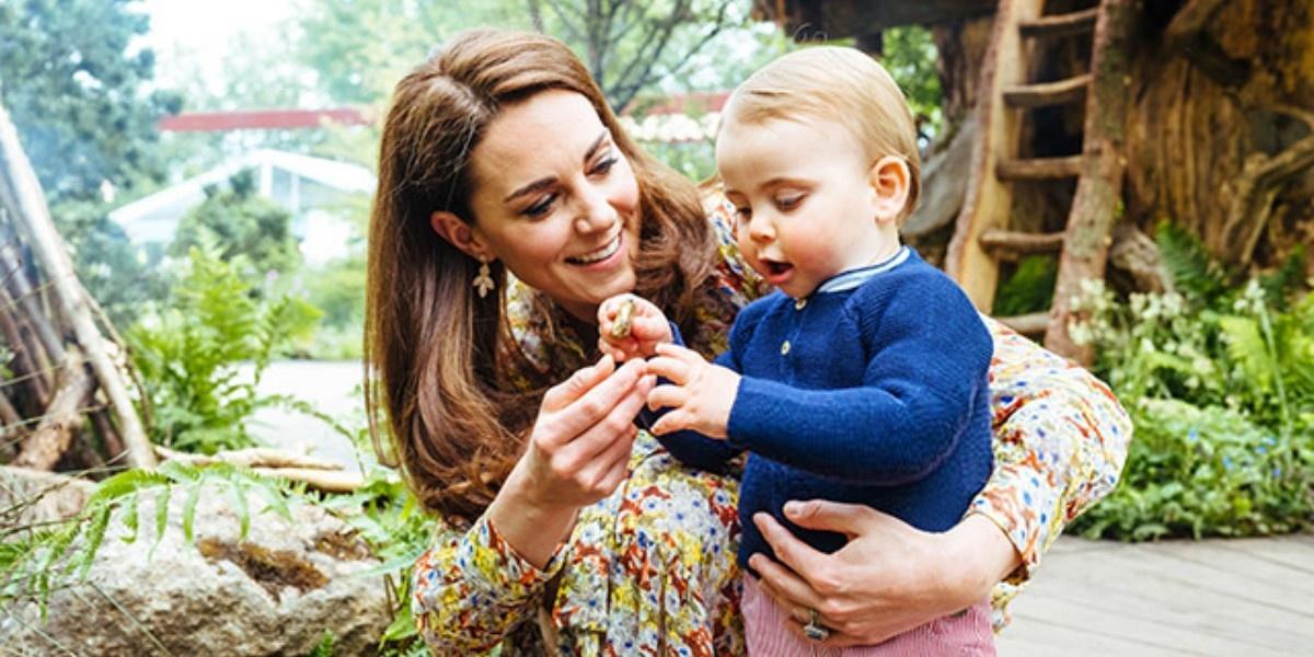 Дети семьи принца уильяма