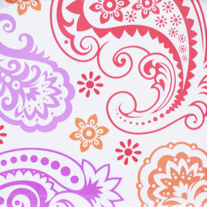 Paisley Patterned Party