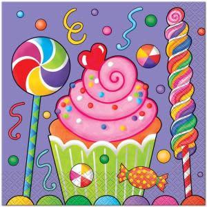 Bubbles, Cupcakes and Lalaloopsy