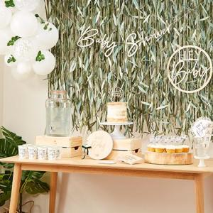 Botanical Baby Shower