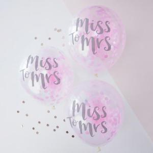Team Bride Miss to Mrs Balloons (5)