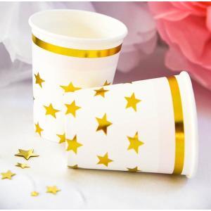 Sparkle Paper Cups (8)