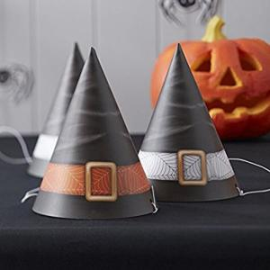 Spooky Spider - Spooky Party Hats (6)