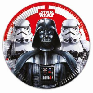 Star Wars Final Battle Paper Plates (8)