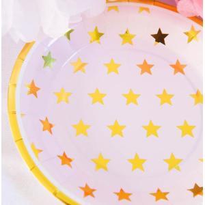 Sparkle Paper Plates (8)