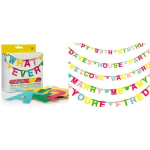 What Ever Bunting