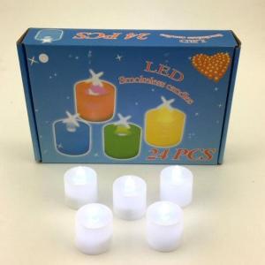 LED Tealight Candle -ice white