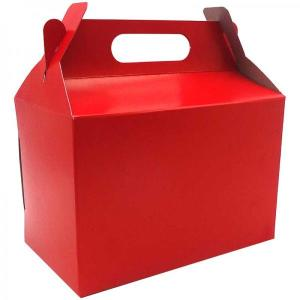 Red Party Box Large (10)
