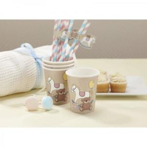 Rock-a-Bye Baby - Paper Cups (8)