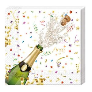 Sparkling Celebration Napkins 2ply (20)
