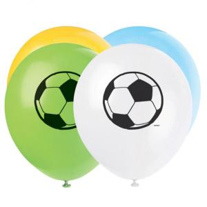 Super Soccer 3D Latex Balloons (8)