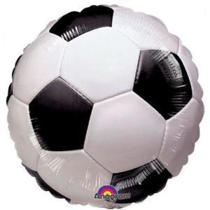 Super Soccer Foil Balloon 18 inch