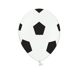 Super Soccer Latex Balloons (5)