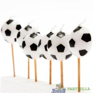 Super Soccer 3D Pick Candles (6)