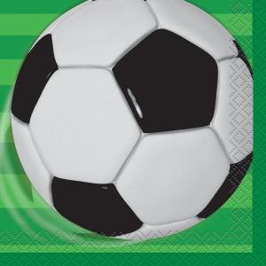 Super Soccer 3D Beverage Napkins (16)