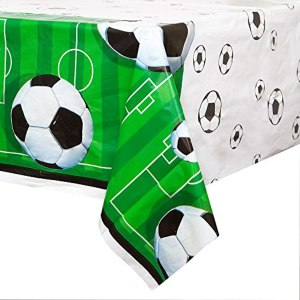 Super Soccer 3D Plastic Tablecover