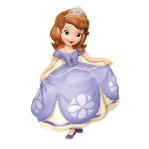 Sofia The First Supershape Balloon