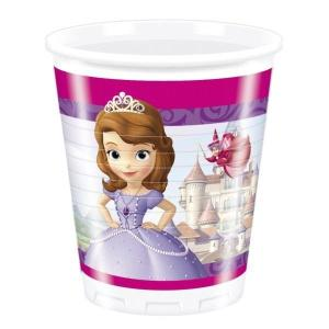 Sofia The First Plastic Cups (8)