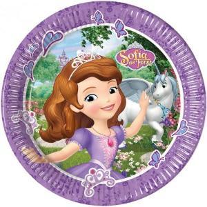 Sofia Mystic Isles Paper Plates (8)