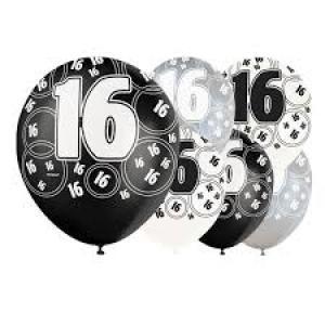 Age 16 Balloons (6)