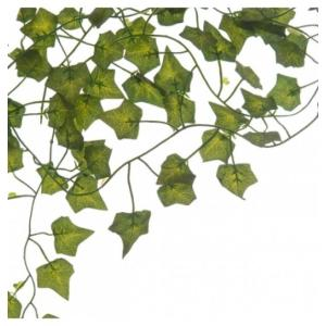 Green Ivy Artificial Leaves String 2m