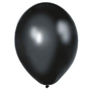 Small Black Balloons (5)