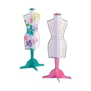 BeYOUtiful Party Dress Centrepieces