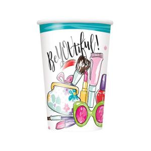 BeYOUtiful Party Paper Cups (8)