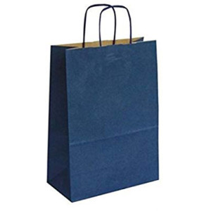 Navy Blue Gift Bags (10)
