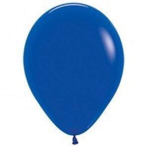 Royal Blue Balloons (5)