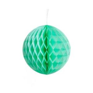 Mint Green Paper Ball 20cm