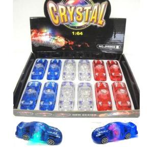 Light Up Crystal Racer