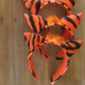 Themed Aliceband - Tiger