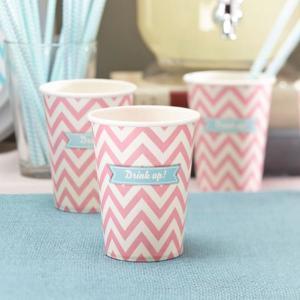 Chevron Divine - Paper Cups