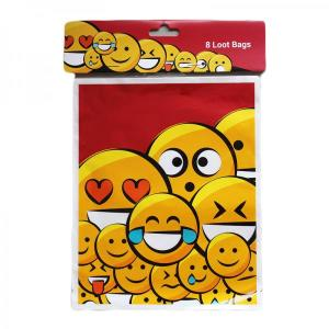 Emoji Faces Party Bags (8)