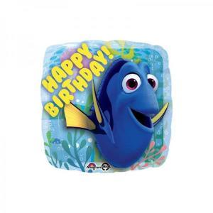 Finding Dory Happy Birthday Balloon