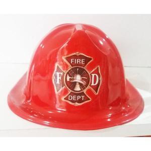 Fireman Helmet Soft Plastic
