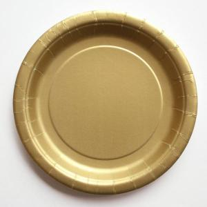 Gold Small Plates (8)