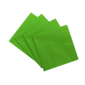 Apple Green Serviettes