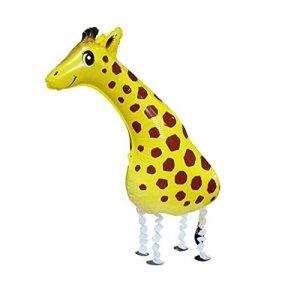 Giraffe Walking Pets Balloon