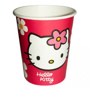 Hello Kitty Paper Cups (8)