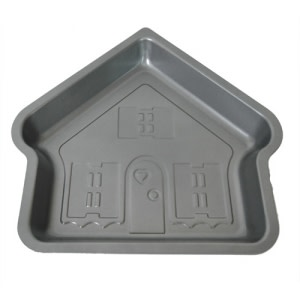 House Shaped Cake Baking Tin
