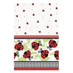 Lively Ladybug Table Cover