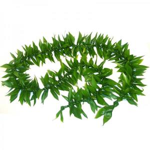 Luau Fern Leaf Garland