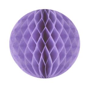 Lavender Paper Ball (20cm)