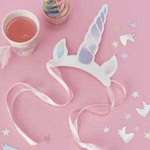 Make a Wish Unicorn Paper Horns (8)