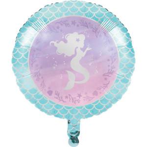 Mermaid Shine Foil Balloon 18 inch