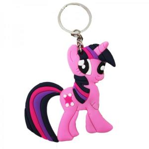 My Little Pony Twilight Sparkle Keyring